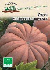 Semi di Zucca Moscata di Provenza - 4 gr - BU058