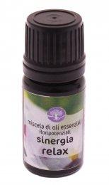 Sinergia Relax - Miscela di Oli Essenziali