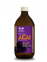 Succo di Acai Prima Qualità 500ml - Puro al 100%