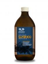 Succo di Sambuco Prima Qualità 500ml – Puro al 100%