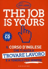 The Job is Yours + CD Mp3 audio - Libro