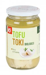 Tofu in Vaso Biologico