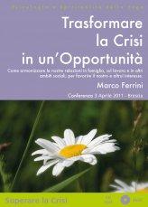 Trasformare la Crisi in un'Opportunità - con DVD