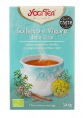 Yogi Tea - Sollievo e Vigore della Gola
