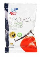 Zuppa di Miso con Wakame e Hatcho Miso Istantanea
