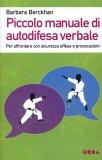 Piccolo Manuale di Autodifesa Verbale - Libro