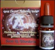 Abbondanza e Ricchezza - Secret Kit Abbondanza - Attira nella Tua Vita tutta l'Abbondanza e la Ricchezza del Creato.