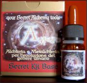 Manifestare il Segreto - Secret Kit Base - Vivi e realizza ogni Tuo Sogno