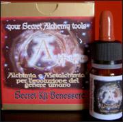 Tutto il Benessere del Corpo e dell'Anima - Secret Kit Benessere - Attira il Benessere e la Perfetta Armonia Fisica nella Tua VIta.